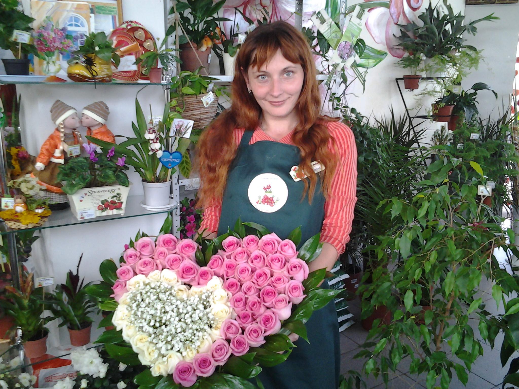 Подарить цветы омск, марта