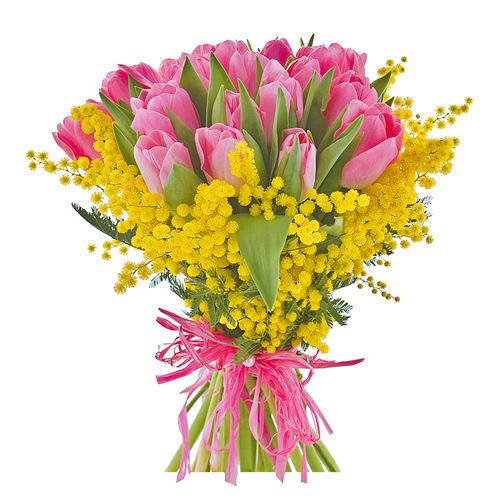 Получить цветы в подарок во сне